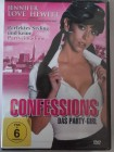 Confessions - Das Party Girl - Sex, Party, Fake Design u.m.