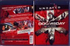 Doomsday - Tag der Rache (Unrated Blu-ray) NEU OVP
