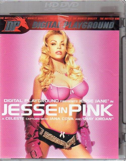 Jesse In Pink (19897)
