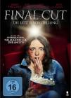 Final Cut - Die letzte Vorstellung - NEU - Robert Englun