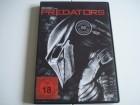 PREDATORS von Robert Rodriguez mit Adrien Brody DVD wie Neu