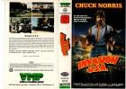 INVASION U.S.A. - Chuck Norris KULT - gr. Cover  VMP - VHS