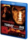 Today You Die BR (9934526, Kommi, NEU, Steven Seagal)