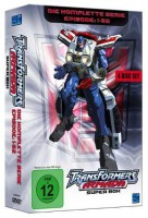 Transformers: Armada - Superbox (9944526, Kommi, NEU