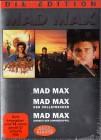 MAD MAX EDITION 1-3 DVD BOX Uncut