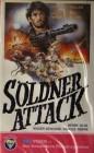 Söldner Attack VHS  VPS Video Henry Silva