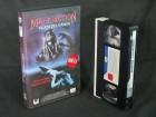Malediction * VHS * Robert Forster