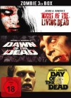Zombie 3er Box  (NEU/OVP)  DVD