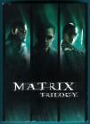 Matrix Complete Trilogy (3 DVDs) sehr guter Zustand