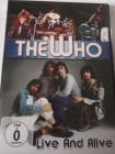 The Who - Live and alive - Baba O Riley - I'm a Boy
