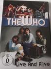 The Who - Live and alive - Baba O Riley - I'm a Boy