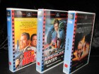 3 x Astro * VHS * Red Heat / American Hunter / The Outfit