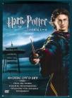 Harry Potter 1-4 - Box (4 DVDs) Daniel Radcliffe NEUWERTIG