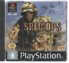 Spec Ops Airborne Commando - PS1 - Playstation 1