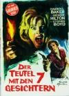 Der Teufel mit den 7 Gesichtern - uncut DVD