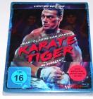 Karate Tiger Blu-ray - Steelbook- Neu - OVP-