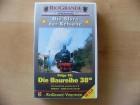 Riogrande VHS Die Stars der Schiene 10 Die Baureihe 38.10 pr