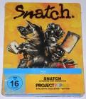 Snatch Blu-ray - Steelbook - Neu - OVP - in Folie
