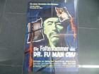 DIE FOLTERKAMMER DES DR.FUMAN CHU - EA ORIG. KINOPLAKAT  A1