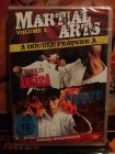 Martial Arts Double Feature Vol. 1   (NEU/OVP)  DVD