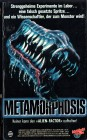 (VHS)  Metamorphosis: The Alien Factor  - Highlight (1989)
