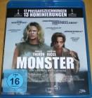 Monster  Blu-ray
