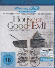 HOUSE OF GOOD & EVIL Das B�se stirbt nie - 3D Blu-ray TOP!