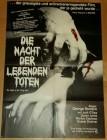 Filmplakat Die Nacht der lebenden Toten A1