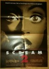 Filmplakat SCREAM 2 A1