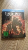 Transformers Age Of Extinction Steelbook Bluray
