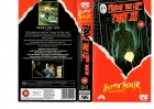 FRIDAY THE 13 TH - PART III - Ausl�ndisch Horror House - VHS