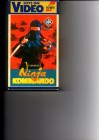 NINJA KOMMANDO - CONAN LEE - Pappbox - VHS
