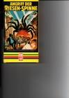 ANGRIFF DER RIESEN-SPINNE- Pappbox - VHS