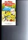 DER MANN MIT DEM GOLDENEN PINSEL - Pappbox - VHS