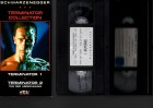 TERMINATOR 1 & 2 - COLLECTION - Pappbox - VHS