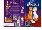 ARISTOCATS - Walt Disney  - kl.Cover - VHS