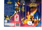 DIE SCHÖNE UND DAS BIEST - Walt Disney - kl.Cover - VHS