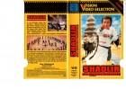 SHAOLIN - Die tödliche Vergeltung - Pappe - VHS