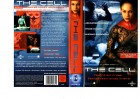 THE CELL - Jennifer Lopez - DIRECTOR`S CUT - kl.Cover - VHS