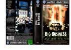 BIG BUSINESS - Rebecca De Mornay - kl.Cover - VHS