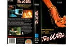 THE WITCH - MAGIC VIDEO - kl.Cover - VHS