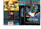 GREMLINS - KLEINE MONSTER - kl.Cover - VHS