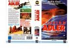 MISSION ADLER - Der Starke Arm der Götter -  kl.Cover - VHS