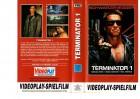 TERMINATOR 1 -  kl.Cover - VHS
