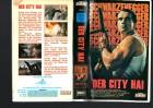 DER CITY HAI - kl.Cover Prägeschrift - VHS