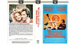 WER SCHLUCKT SCHON GERNE BLAUE BOHNEN-Erstaufl.-kl.Cover-VHS