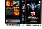 WILDE ORCHIDEE 2 - ZALMAN KING KULT - kl.Cover - VHS
