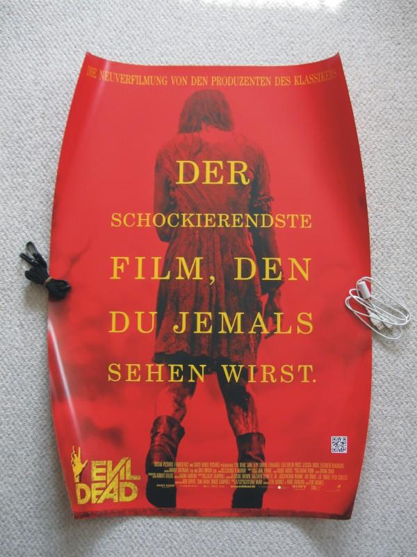 The Evil Dead [2013]  - Kinoplakat A1 (gerollt)
