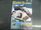 GETAWAY (McQueen)    - EA ORIG. KINOPLAKAT  A1