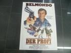 DER PROFI (Belmondo) - EA ORIG. KINOPLAKAT  A1